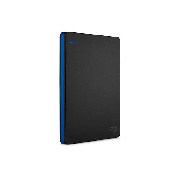 Seagate Game Drive para PS4 2TB negro y azul - Disco Externo