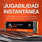 Seagate Firecuda Gaming 520 2TB M2 PCIe 40 x4 NVMe  SSD