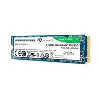 Seagate Barracuda 510 512GB M.2 PCIe NVMe - Disco Duro SSD