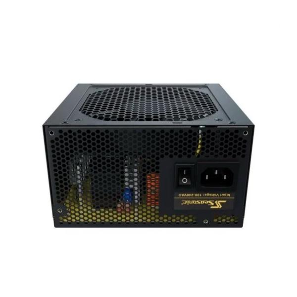 Seasonic Core GM 650W 80 Gold Semimodular  FA
