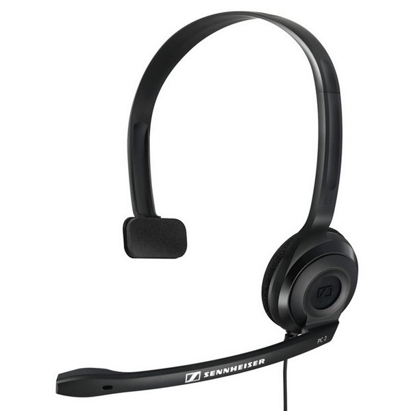 Sennheiser PC 2 CHAT jack 35  Auricular
