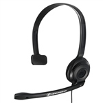 Sennheiser PC 2 CHAT jack 3.5 - Auricular