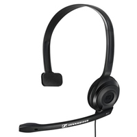 Sennheiser PC 2 CHAT jack 35  Auricular