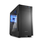 Sharkoon S1000 Window Negra MATX  Caja