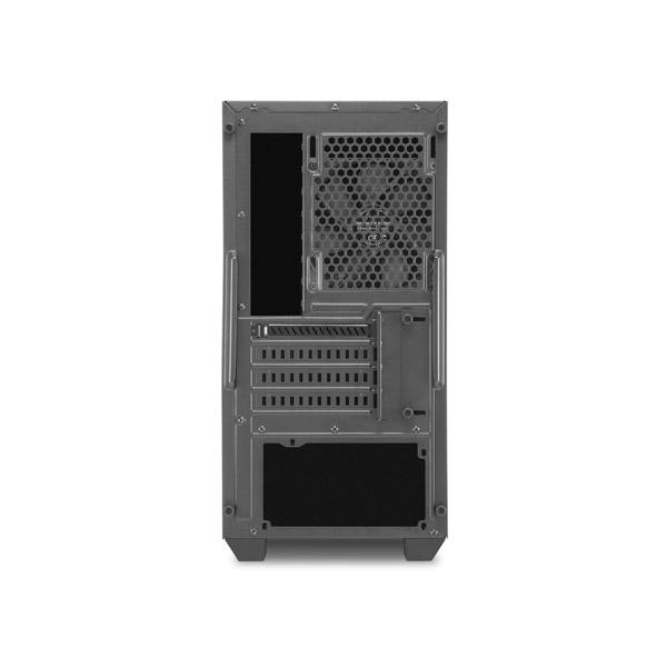 Sharkoon S1000 Window Negra M-ATX - Caja