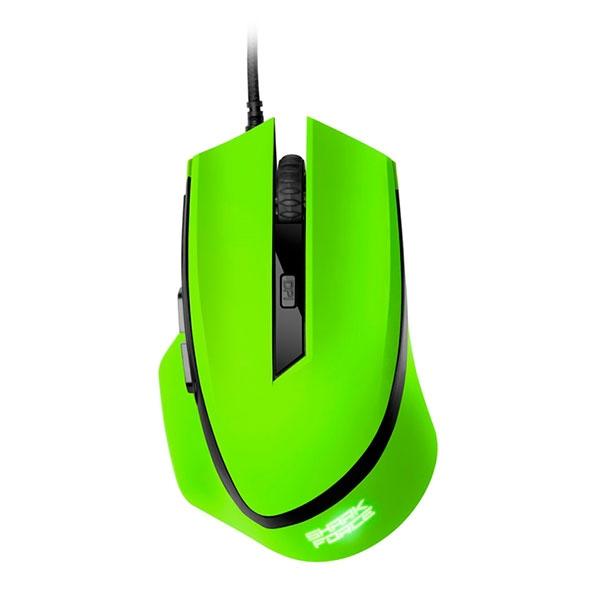 Sharkoon SHARK Force verde USB 1600 DPI – Ratón