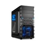 Sharkoon VG4W negra azul  Caja
