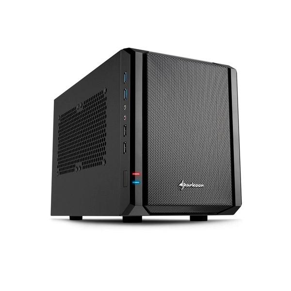 Sharkoon QB One Negro Mini-ITX – Caja