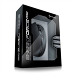 Sharkoon Force PRO USB 3200DPI Negro  Ratón