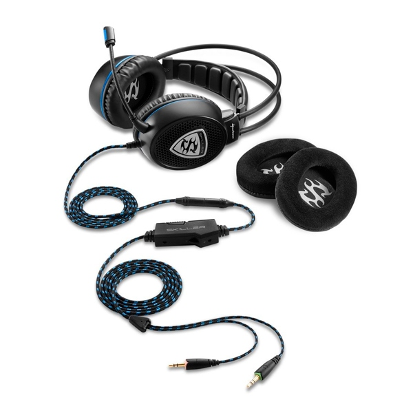 Sharkoon Skiller SGH1 negro  Auricular