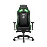 Sharkoon Skiller SGS3 negra verde - Silla