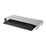 Sharkoon Aluminium Monitor Stand PRO Plata hub – Accesorio