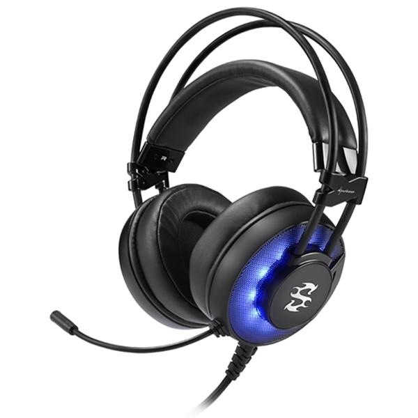 Sharkoon Skiller SGH2 negro USB - Auriculares