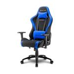 Sharkoon Skiller SGS2 negra azul  Silla
