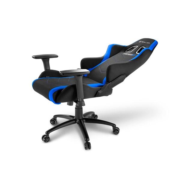 Sharkoon Skiller SGS2 negra azul - Silla