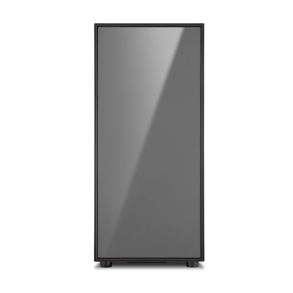 Sharkoon AM5 Window negra gris ATX - Caja