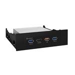 Sharkoon VR USB 3.0 Universal Panel frontal – Accesorio