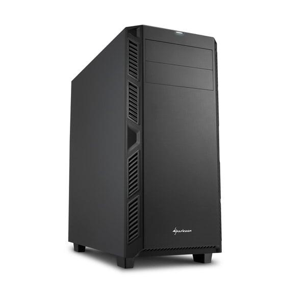 Sharkoon AI7000 silent negra ATX – Caja