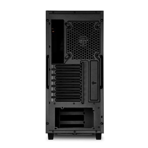 Sharkoon AI7000 silent negra ATX - Caja