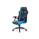 Sharkoon Skiller SGS1 negra azul - Silla