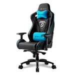 Sharkoon Skiller SGS4 negra azul  Silla