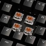 Sharkoon Skiller mech SGK3 RGB switch brown – Teclado