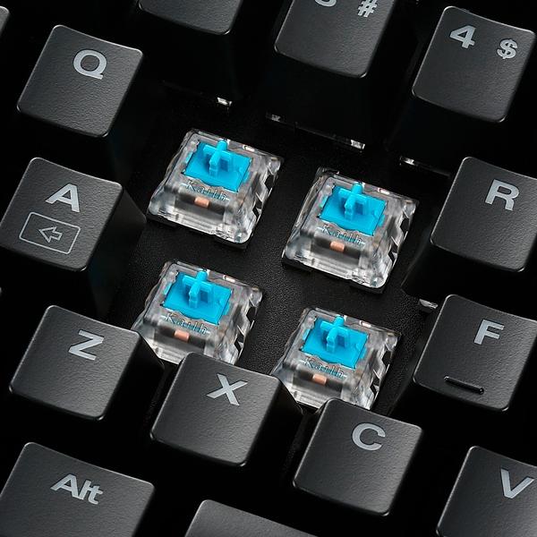 Sharkoon Skiller mech SGK3 RGB switch blue  Teclado