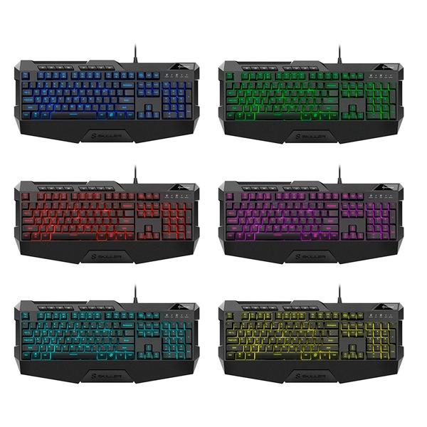 Sharkoon Skiller SGK4 RGB  Teclado