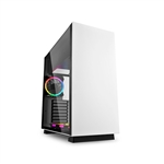 Sharkoon Pure steel Blanca ATX ARGB - Caja
