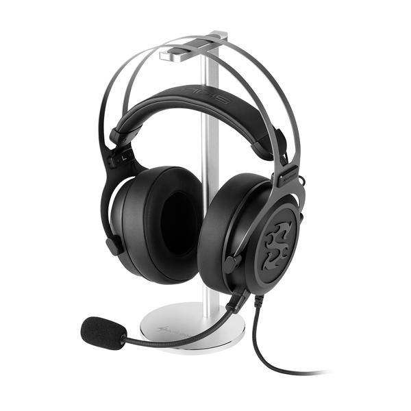 Sharkkon XREST aluminio  Soporte auriculares