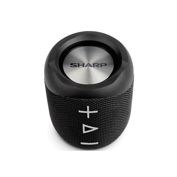 Sharp GX-BT180 bluetooth negro compacto- Altavoz
