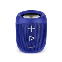Sharp GX-BT180 bluetooth azul compacto- Altavoz
