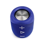 Sharp GXBT180 bluetooth azul compacto Altavoz