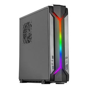 Silverstone Raven SSTRVZ03BARGB Negra Mini ITX  Caja