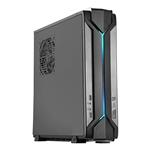 Silverstone Raven SSTRVZ03B RGB Negra Mini ITX  Caja