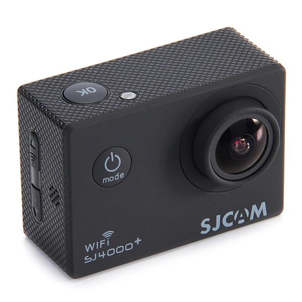 Cámara deportiva SJCAM SJ4000+ WiFi Black