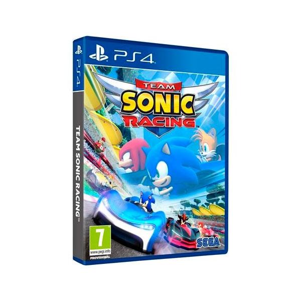 Sony PS4 Team Sonic Racing - Videojuego