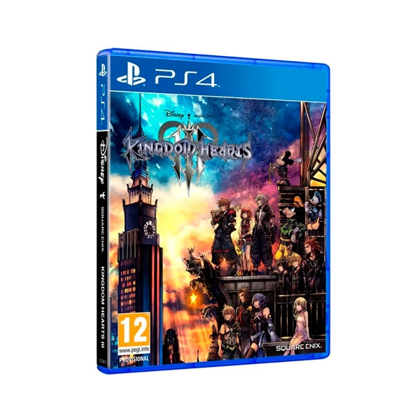 Sony PS4 Kingdom Hearts 3 Standard Edition – Videojuego