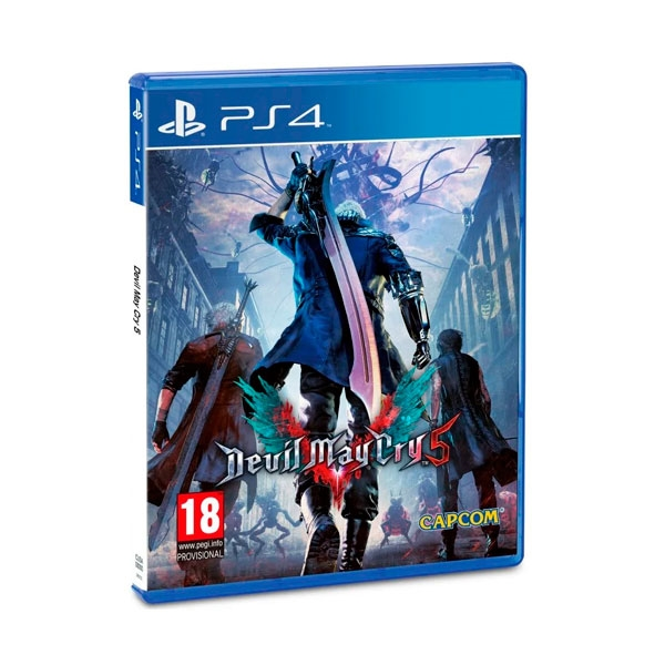 Sony PS4 Devil May Cry 5 – Videojuego