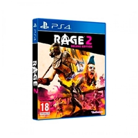 Sony PS4 Rage 2 Deluxe Edition  Videojuego
