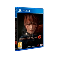Sony PS4 Dead or Alive 6  Videojuego
