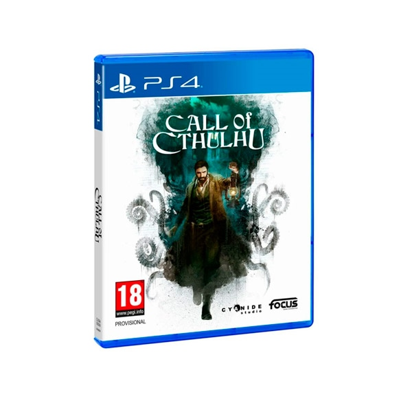 Sony PS4 Call of Cthulhu – Juego