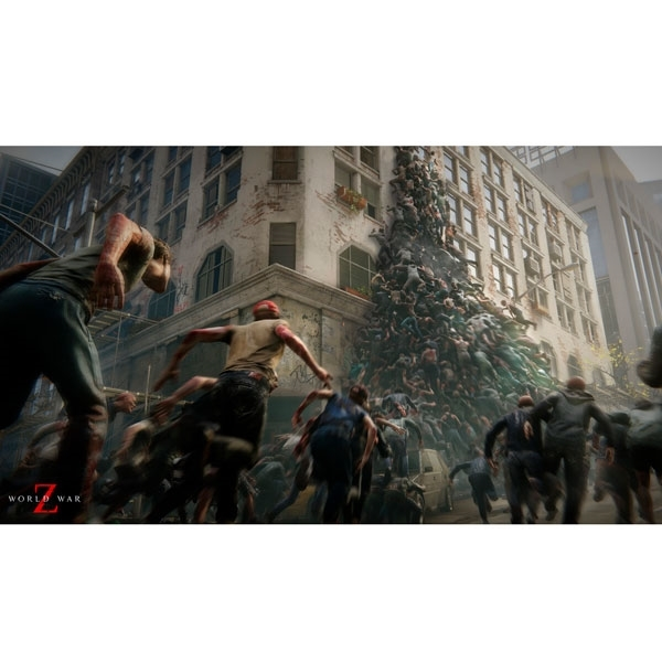 Sony PS4 World War Z - Videojuego