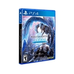 Sony PS4 Monster Hunter World: Iceborne Ed. Master