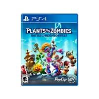 Sony PS4 Plants vs Zombies La Batalla de Neighborville