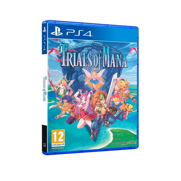 Sony PS4 Trials Of Mana  Videojuego