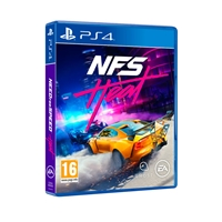 Sony PS4 Need For Speed Heat- Videojuego