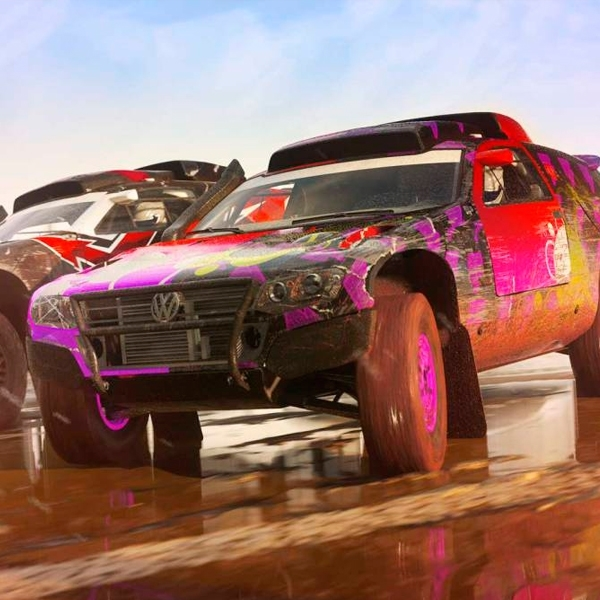 Sony PS4 Dirt 5  Videojuego