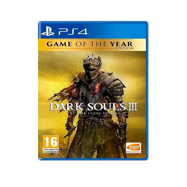 Sony PS4 Dark Souls III The Fire Fades GOTY  Videojuego
