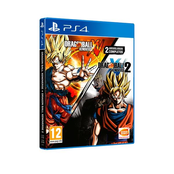 Sony PS4 Dragon Ball Xenoverse 1  2  Videojuego